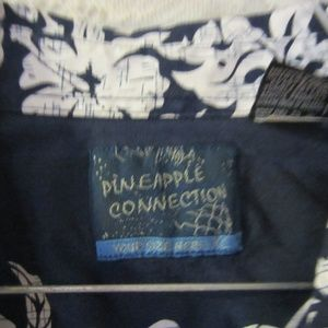 pineapple connection Shirts - Pineapple connection Hawaiian shirt size XL